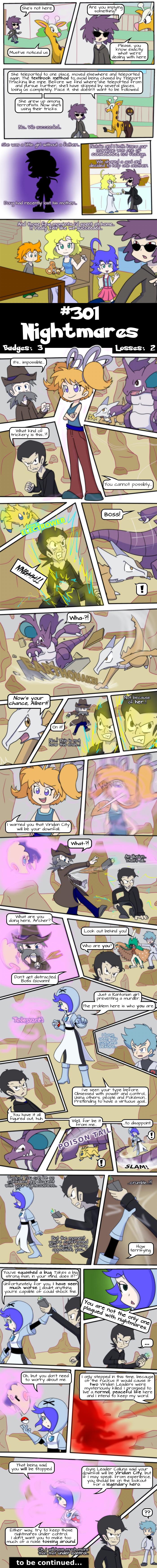 #301 – Nightmares